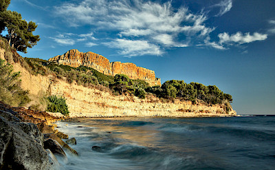 Cassis, France. Flickr:Thomas Fabian