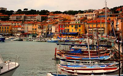 Harbor in Cassis, France. Flickr:Amanda Snyder