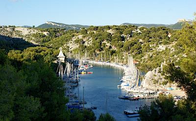 Cassis, France. Flickr:Olivier Duquesne
