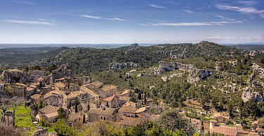 Les Baux de Provence, France. Photo via Flickr:Salva Barbera