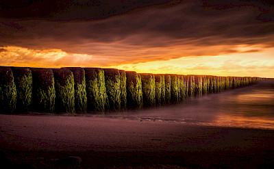 Baltic sea dramatic sunrise. Photo by Patrick Baum on Unsplash