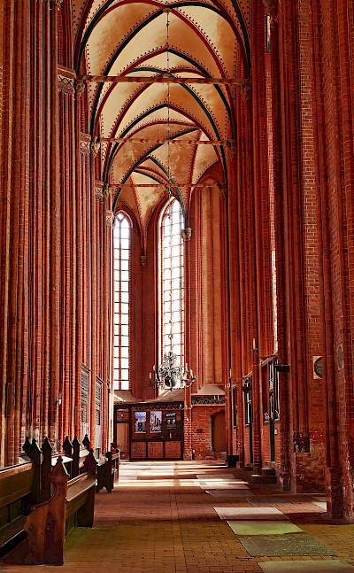 Brick architecture, Wismar, Germany. Image by Erich Westendarp from Pixabay
