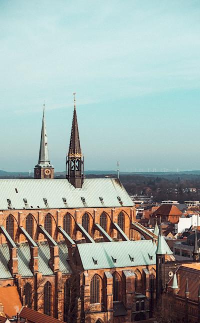 Lübeck, Germany,. Photo by Moritz Kindler on Unsplash