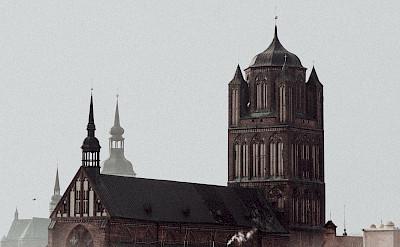Stralsund architecture. Photo by Sindy Süßengut on Unsplash