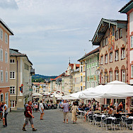 Bad Tölz in Bavaria, Germany. Photo via Flickr:Pixelteufel