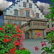 Amazing architecture in Bavaria, Germany. Photo via Wikimedia Commons