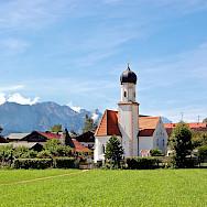 Wallgau in Garmisch-Partenkirchen, Bavaria, Germany. Photo via Flickr:Pixelteufel