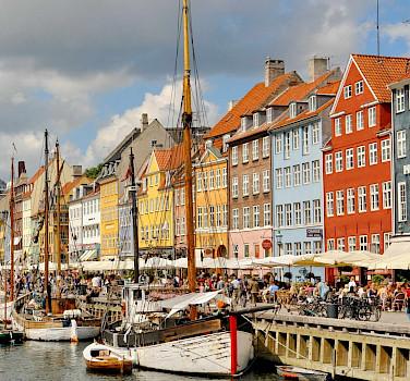 Berlin to Copenhagen