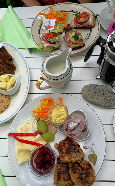 "Traditional ""Smørrebrød"" sandwiches in Denmark! Flickr:Aleksandr Zykov"