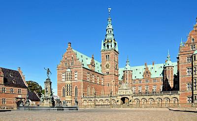 Frederiksborg Castle in Hillerød, Denmark (near Copenhagen). Flickr:Dennis Jarvis