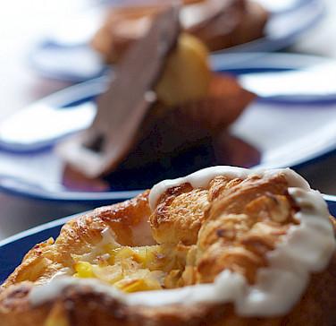 """""""Wienerbrød"""" are a popular pastry in Denmark. Photo via Flickr:Maik Meid"""