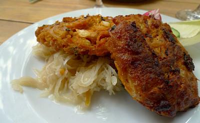 Hearty meals in Germany. Photo via Flickr:Franklin Heijnen
