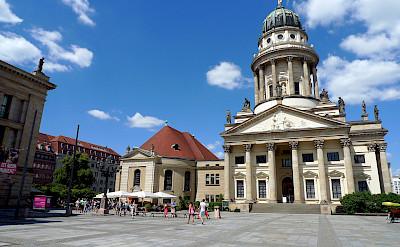 Berlin, Germany. Photo via Flickr:zoetnet