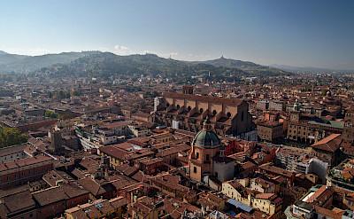 Bologna, Italy. Photo via Flickr:Rob Oo