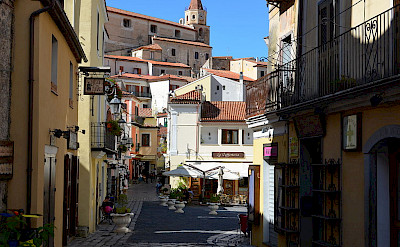 Old Town in Maratea, Basilicata, Italy. Photo via Wikimedia Commons:Alexander Van Loon