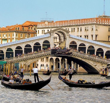 Bolzano – Mantua – Venecia