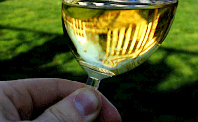 Most Italian Chardonnay comes from Italy's Trentino-Alto Adige region. Photo via Wikimedia Commons:myhobosoul