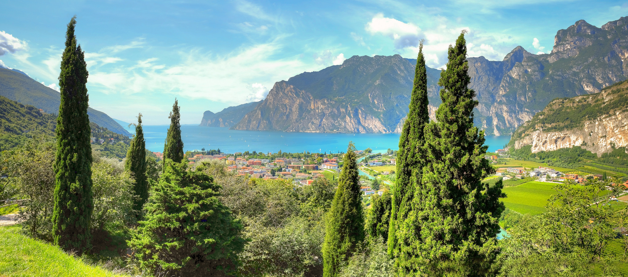 Bolzano Resiapass Mantova Bike Tour Italy Tripsite