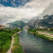 Rota Ciclística do Lago Garda e Rio Ádige Foto