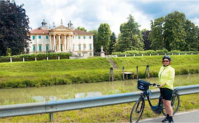 Palladian villas en route the Bolzano to Venice Bike Tour.
