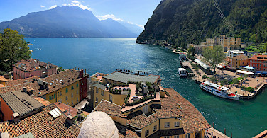 Lakeside town of Riva del Garda, Italy. Photo via Flickr:ericchumanchenco