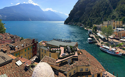 Lakeside town of Riva del Garda, Italy. Flickr:ericchumanchenco