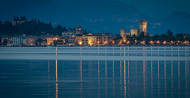 Sirmione on Lake Garda, Italy. Photo via Flickr:Michael Dernbach