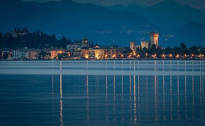 Sirmione on Lake Garda, Italy. Flickr:Michael Dernbach