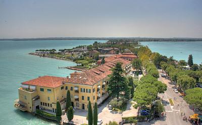 Sirmione on Lake Garda, Italy. Flickr:Stefan Hamerle