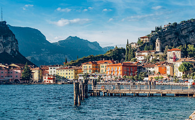 Lake Garda in Italy. ©Photo via TO