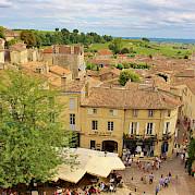 Bordeaux Região do Vinho Foto