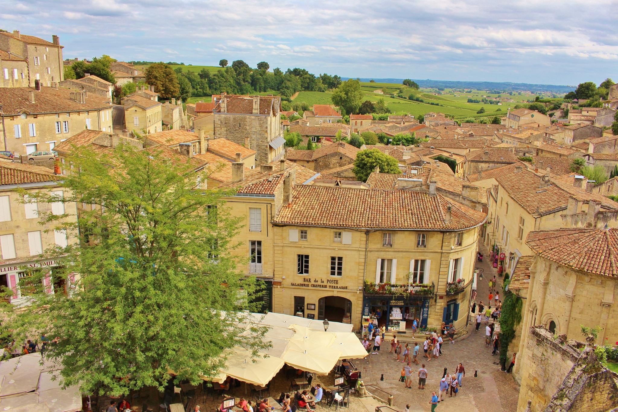 Bordeaux's Little Sister: Saint-Émilion — Simply Sara Travel