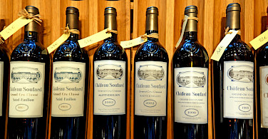 St Emilion wines to try in Aquitaine, France. Flickr:Dennis Jarvis
