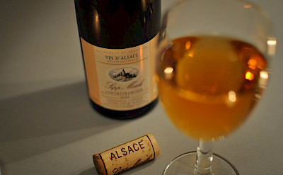 Many local wines to try in Alsace, France and Germany. Flickr:Sylvain Naudin