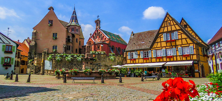 Breisgau e Rota do Vinho da Alsácia
