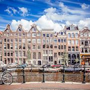 Bruges a Amsterdã Foto