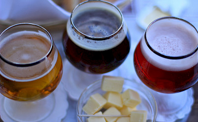 Beer and cheese tasting in Bruges, Belgium. Flickr:Michela Simoncini