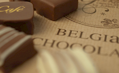 Belgian chocolates, divine! ©TO