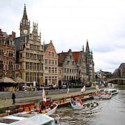 Bruges to Amsterdam Photo