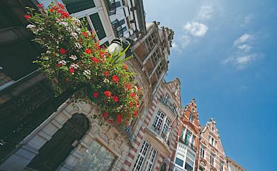 Grote Markt in Dendermonde, East Flanders, Belgium. ©TO