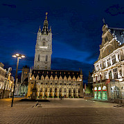 Bruges to Paris or Paris to Bruges Photo