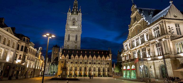 Bruges a Paris ou Paris a Bruges