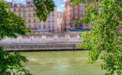 La Seine River in Paris, France. Flickr:alainlm