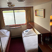 Poseidon - Twin bed cabin