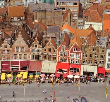 Brussels to Bruges