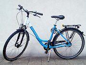 Ladies 7-speed Kalkhoff touring bike