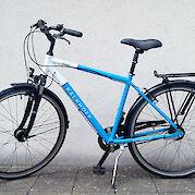 Mens' Kalkhoff 7-speed touring bike