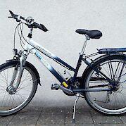 Unisex 21-speed Schauff touring bike