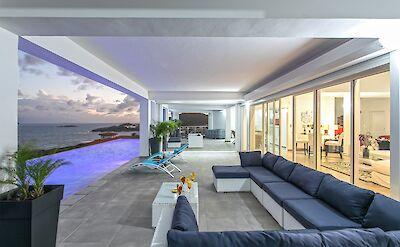 Villa Outside Living