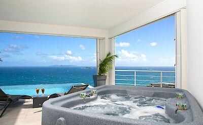 Villa Hot Tub